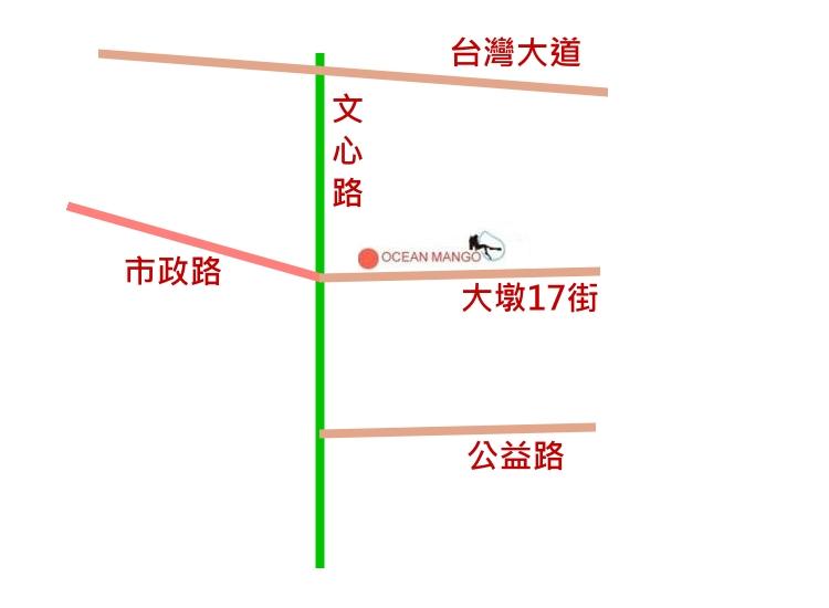 市政店地圖